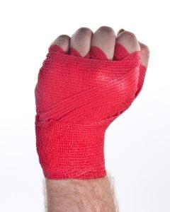 Boxing Hand Wrap Cohesive Bandage