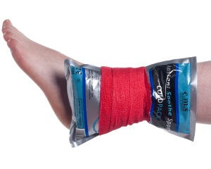 Cold Compression Cohesive Bandage