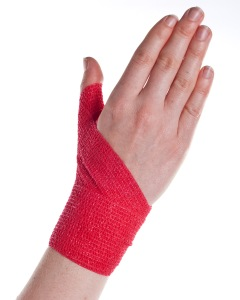 Wrist Support Wrap Cohesive Bandage