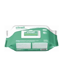 Clinell Universal Sanitising Wipes 200