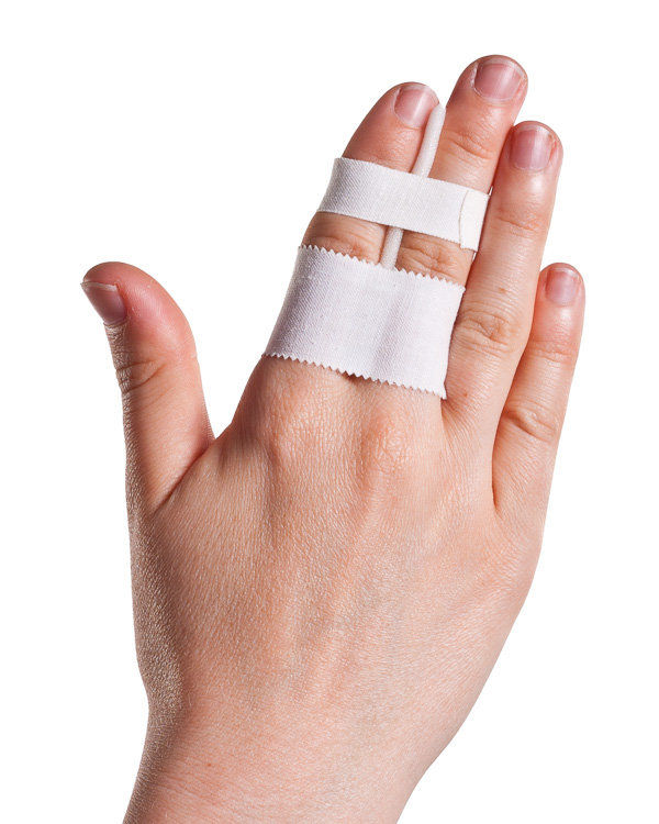 Ring Finger Injury Taping