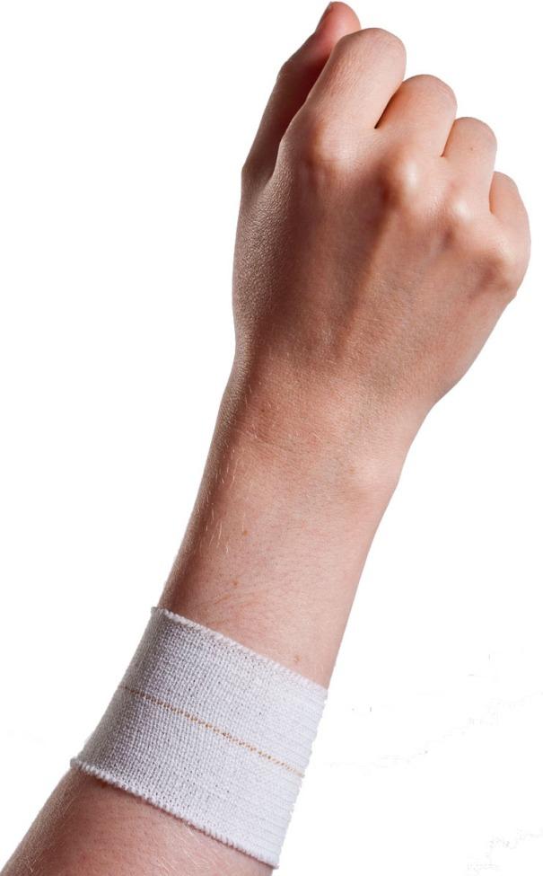 Step 1 Advanced Wrist Taping