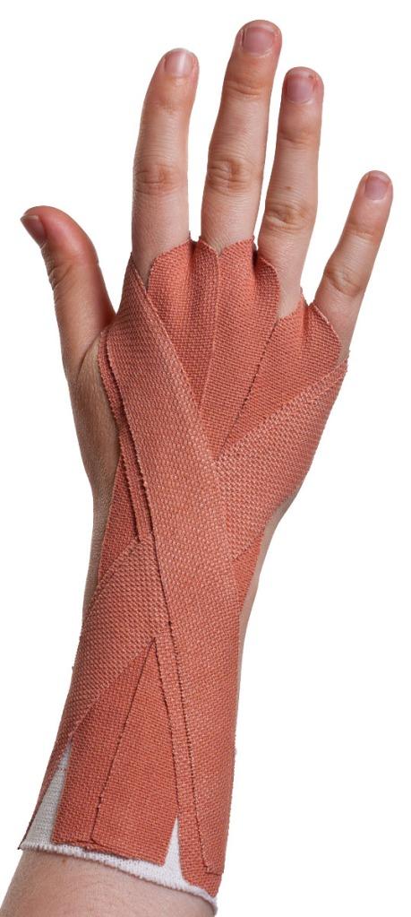 Step 7 Advanced Wrist Taping