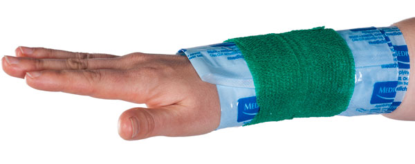 Wrist Cold Pack with Medichill Cool Cubes | Physical Sports First Aid
