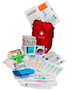 Traveller's Complete First Aid Pack | Physical Sports First Aid