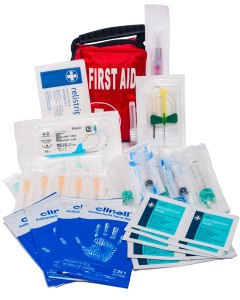 Traveller's Medical Pack | Physical Sports First Aid